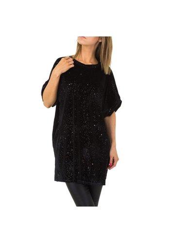 Neckermann Ladies Tunic de JCL Gr. Une taille - noir