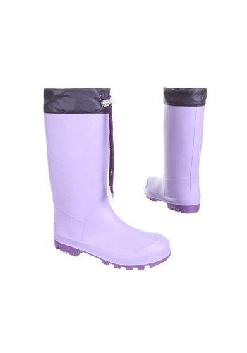 Neckermann Rubberen laarzen voor kinderen - paars