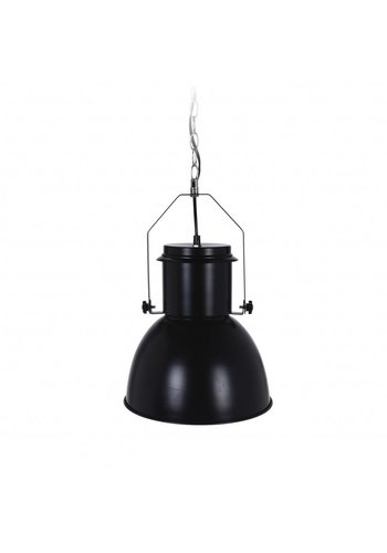 Neckermann Hanglamp - zwart - metaal