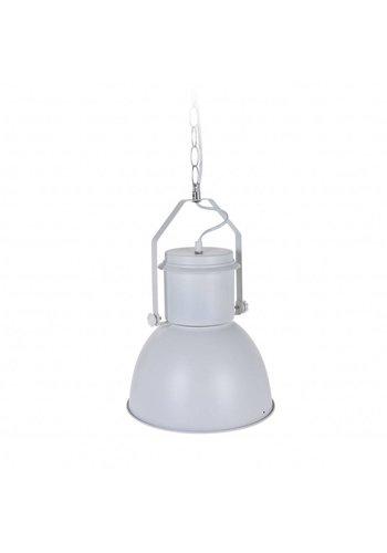 Neckermann Hanglamp - wit - metaal