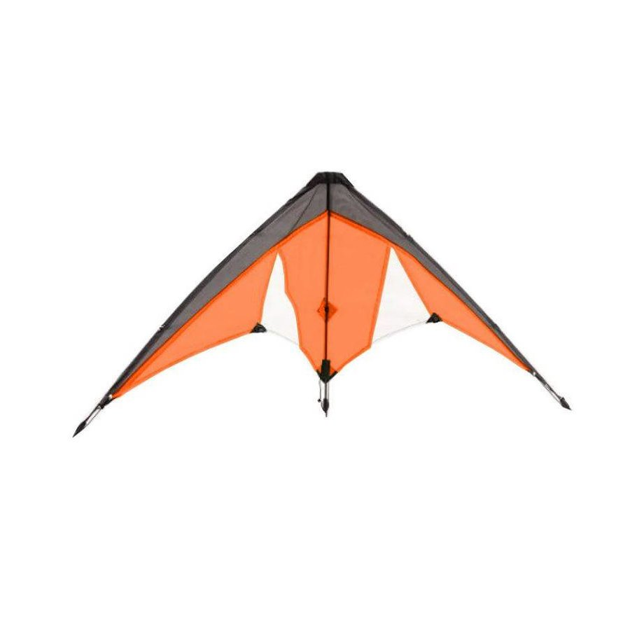 Stunt-Flyer Outdoor Fun - Orange - 120 x 50 cm