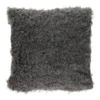 Curly Kussen - grijs - 40 cm