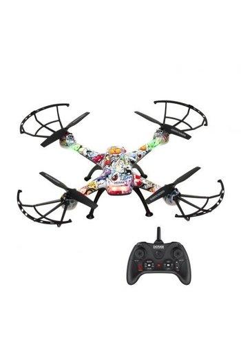 Denver Electronics Drone DCH-460, 2,4 GHz avec caméra intégrée