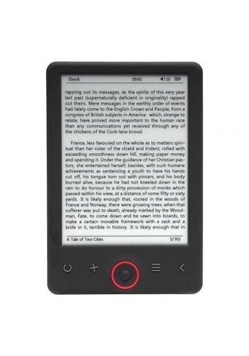 "Denver Electronics Ebook reader EBO-620 with 6"" E-INK panel"