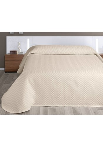 Nightsrest Nightsrest Bedsprei Zaria - Ecru Maat: