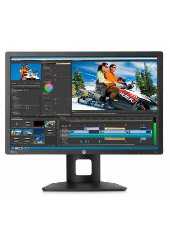 Hewlett Packard Generalüberholter Monitor - Z24i 24 Zoll mit Kabeln