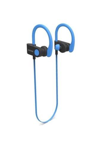 Denver Electronics Draadloze in-eartelefoon BTE-110Blue
