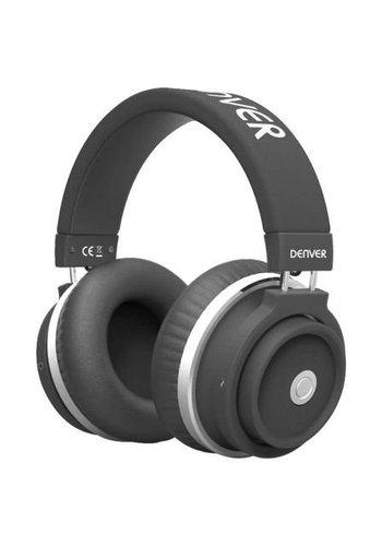 Denver Electronics Draadloze bluetooth koptelefoon BTH-250 Zwart