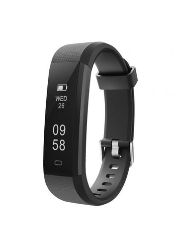 Denver Electronics Fitnessband with Bluetooth 4.0 BFA-15 Zwart