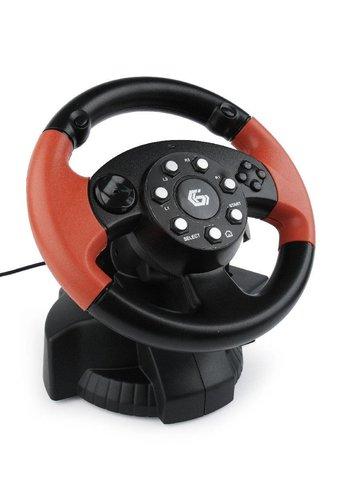 GMB Gaming Multi-interface stuurwiel met voetpedalen
