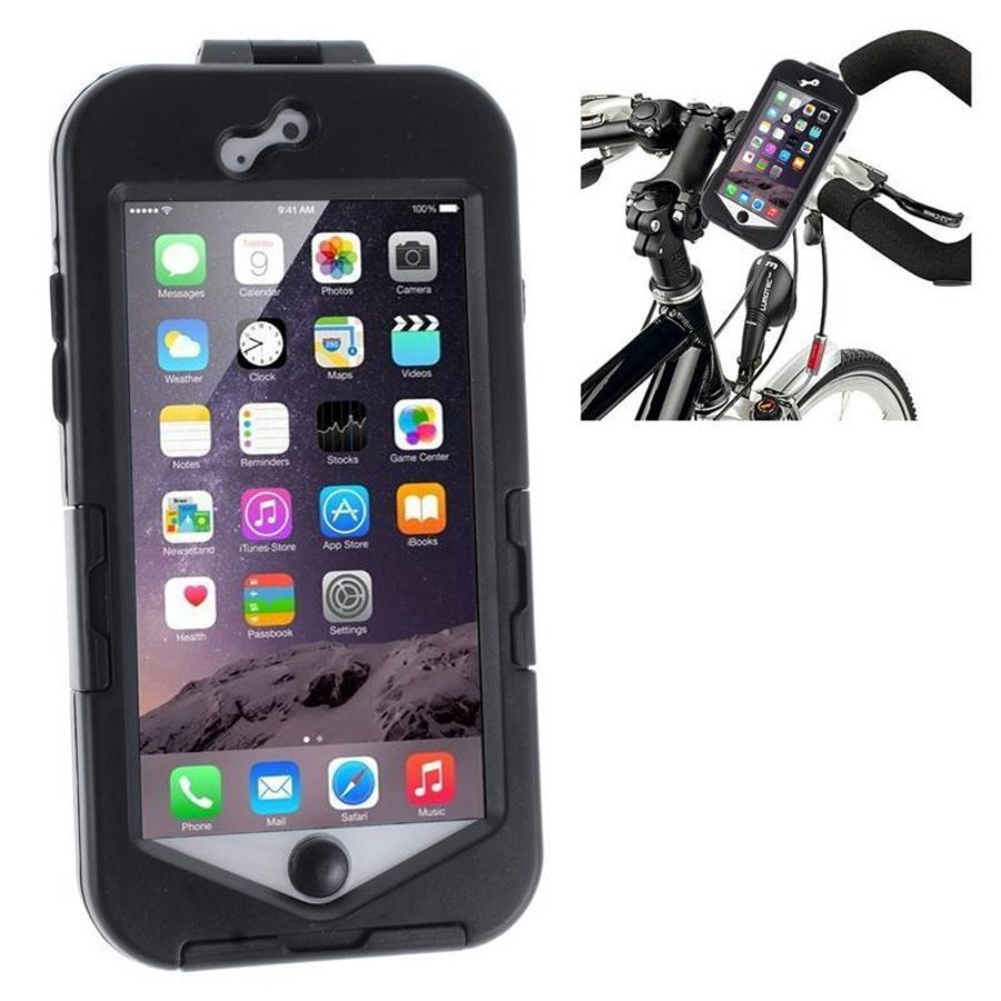 Apple iPhone 6 | 6s | 7 Fietshouder + Bike mount