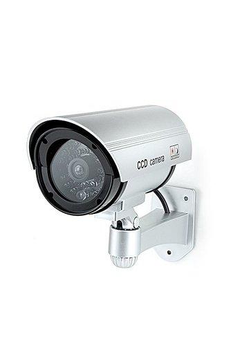 sunstech Caméra de sécurité extérieure factice 'Bullet'