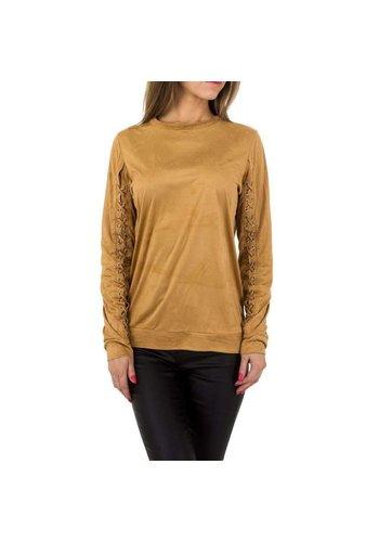 JCL Damen Shirt von JCL - beige
