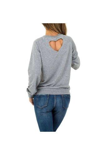 JCL Damen Shirt von JCL - grey
