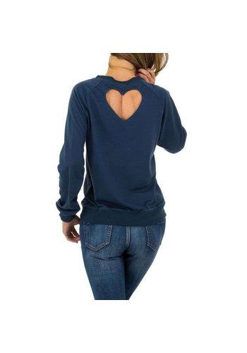 JCL Damen Shirt von JCL - blue
