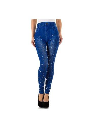 HOLALA Damen Leggings von Holala Gr. one size - blue