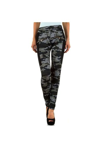 Best Fashion Dames legging van Best Fashion - kaki