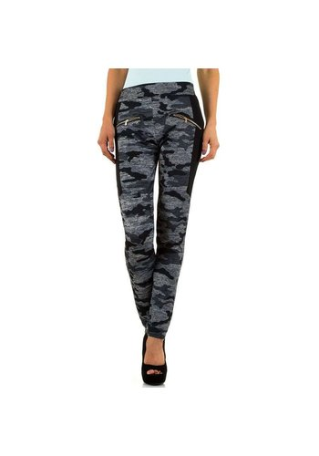 Best Fashion Damen Leggings von Best Fashion - grey