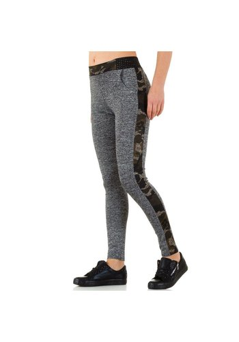 Best Fashion Dameslegging van Best Fashion - bruin