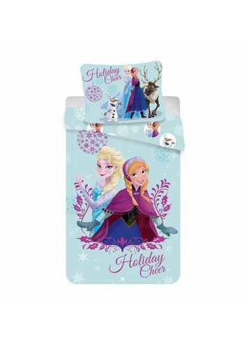 Disney Bettbezug Frozen Holiday Cheer 140 x 200 Lizenz