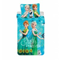 Enveloppe de couette Licensed Sisters Forever 140 x 200