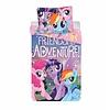 Disney Enveloppe de couette License My Little Pony Adventure 140 x 200
