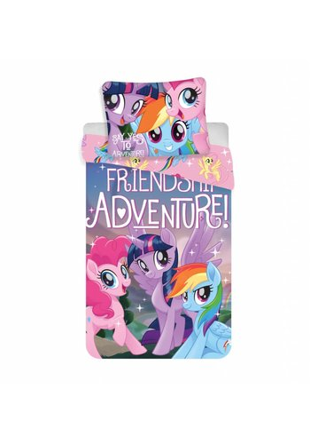 Disney Dekbedovertrek Licentie My Little Pony Adventure 140 x 200