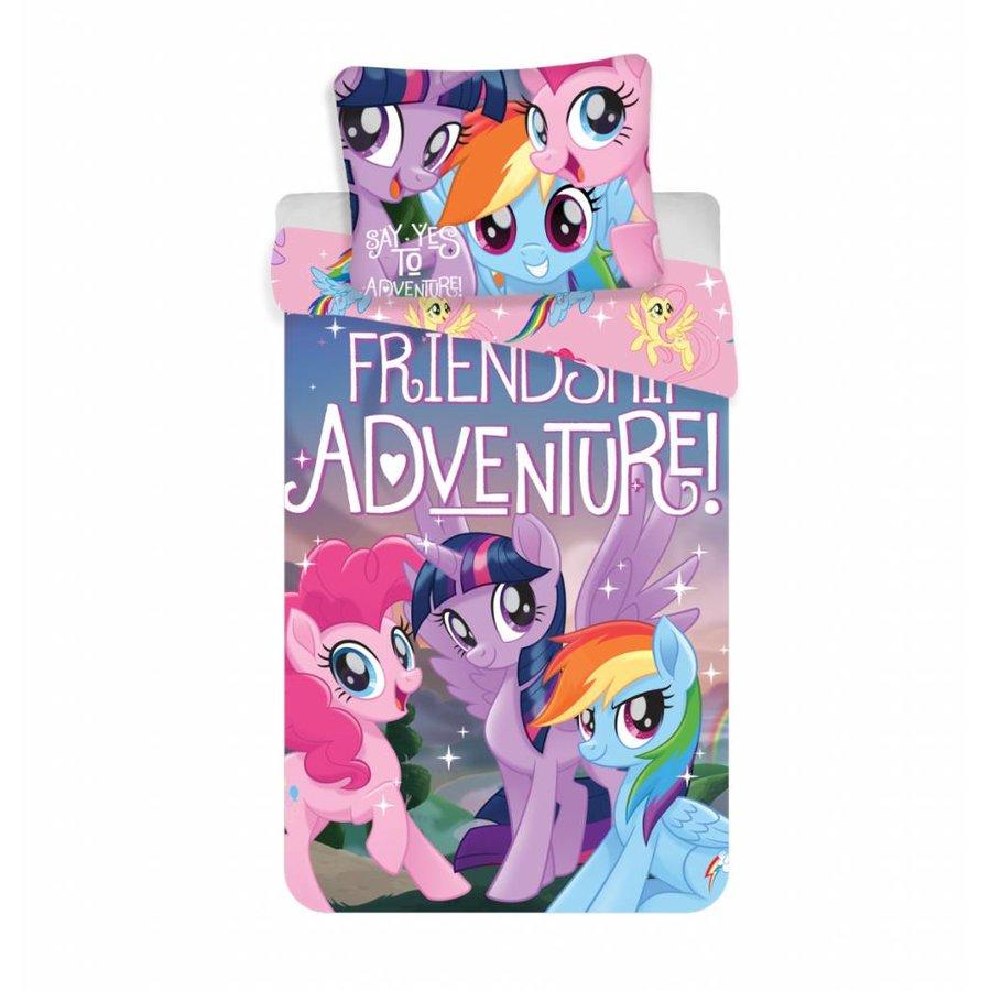 Enveloppe de couette License My Little Pony Adventure 140 x 200