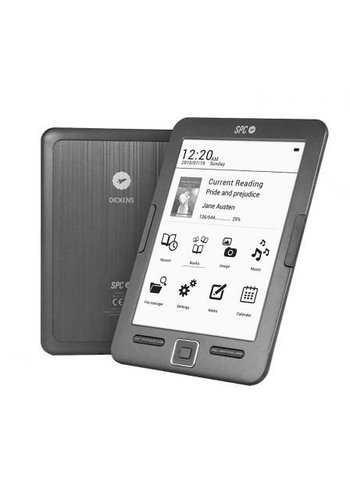SPC Dickens e-book reader 8 GB