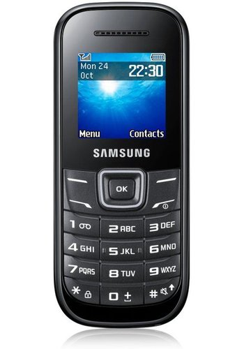 Samsung E1200i Zwart