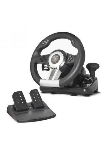 Spirit of Gamer Guidon Pro Race - PC - PS3 - Noir