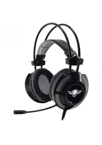 Spirit of Gamer PC-Gaming-Headset - Virtual 7.1 Surround - Schwarz -Elite-H70