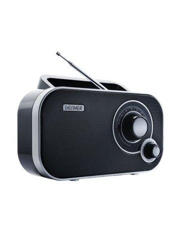 Denver Electronics UKW-Radio - Schwarz -TR-54