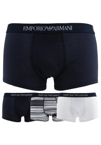 Emporio Armani Boxers pour hommes de Emporio Armani 3PACK
