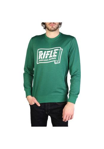 Rifle Herren Sweatshirt grün
