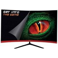 Gebogen 27-inch Gaming Monitor in Full HD