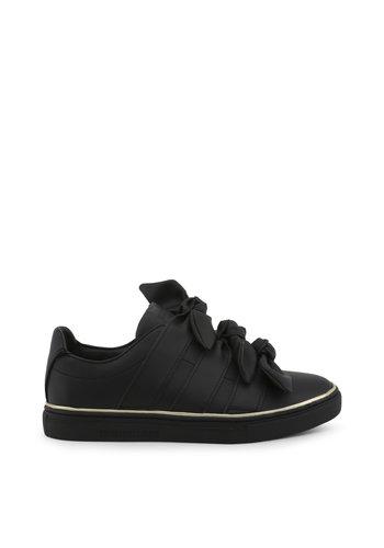 Trussardi Dames schoen zwart met strik