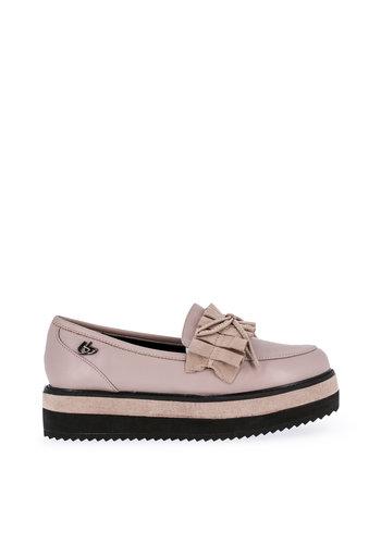 Blu Byblos Dames schoen roze met strikje