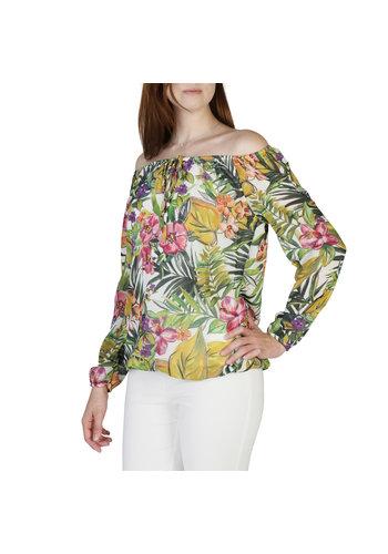Fontana 2.0 Dames shirt met bloemmotief