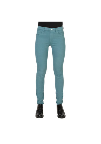 Carrera Jeans Pantalon femme bleu
