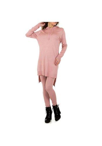 Neckermann Tenue de loisir femme - rose
