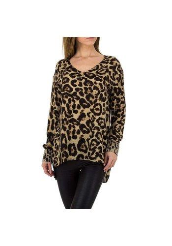 Neckermann Chemise femme - imprimé léopard