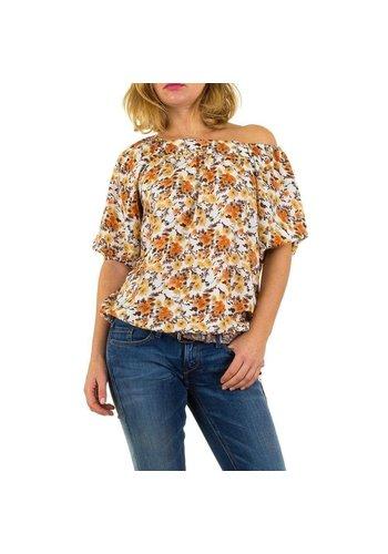Neckermann Damenhemd von Angel Paris - mehrfarbig