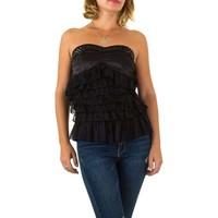 Chemise femme Usco - noir