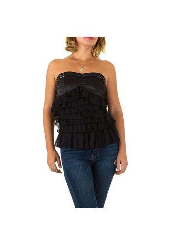 USCO Damenhemd von Usco - schwarz