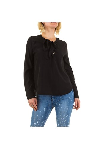 NOEMI KENT Damen Bluse von Noemi Kent - black