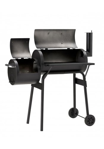 Grillchef Smoker - Tennessee 100 - 115x116x65cm