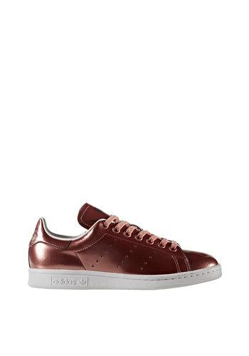 Adidas Sneaker femme marron / rouge