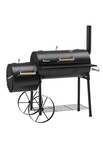 Grillchef Raucher - Tennessee 200-135x131x62cm