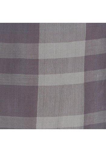 Neckermann Dames sjaal Gr. een maat - grijs geruit